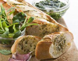 KV2. Herb Bread