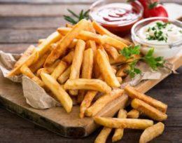 KV3. French Fries