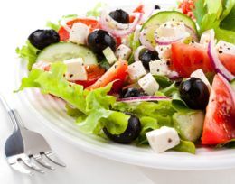 S4. Greek Salad