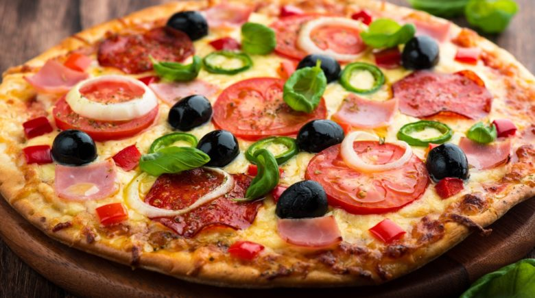 mua pizza giá tốt