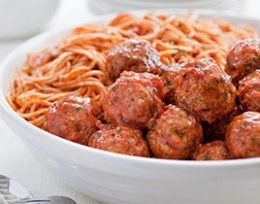 M3. Spaghetti Meat Ball
