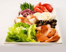 S3. Nicoise Salad