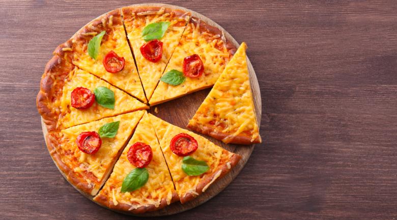 khuyến mại pizza